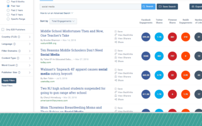 Buzzsumo – Social Media Tool of the Week